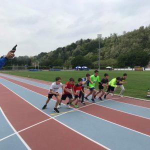 gara atletica bambini