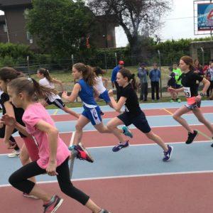 atletica bambine